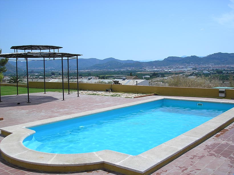 piscinas de poliester piscinas online
