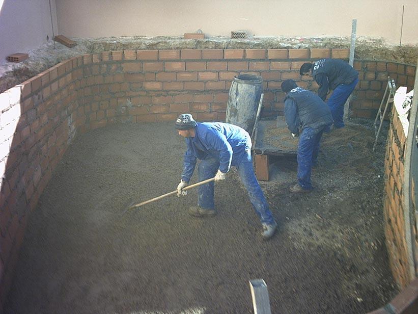 Construcci n piscinas hormig n proyectado piscinas online for Fabricacion de piscinas de hormigon