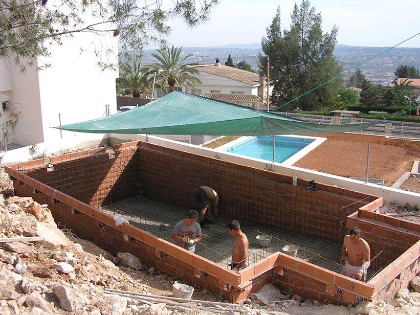 Construcci n piscinas hormig n proyectado piscinas online for Planos para construir una piscina