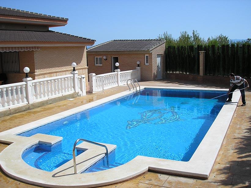 Construcci n piscinas hormig n proyectado piscinas online for Piscina hormigon proyectado